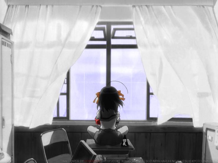 Haruhi melancholy