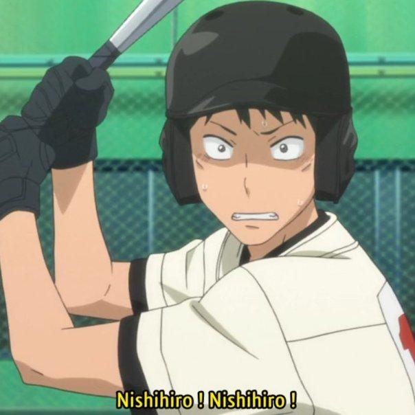 Ookiku Furikabutte Nishiro