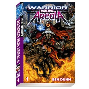 Warrior Nun Areala Volume 1