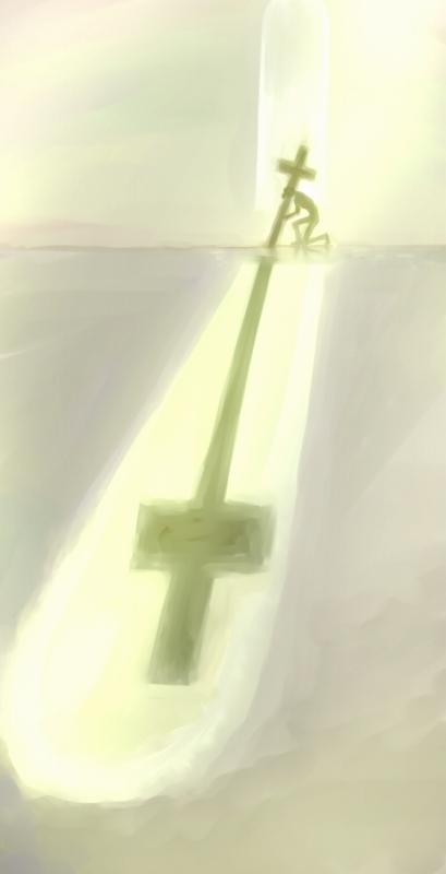 Wolfwood Cross