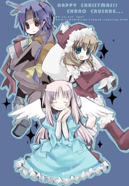 Reindeer Chrono