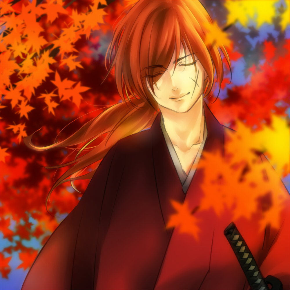 From Manslayer To Wanderer: Kenshin And The Spirit Fruit
