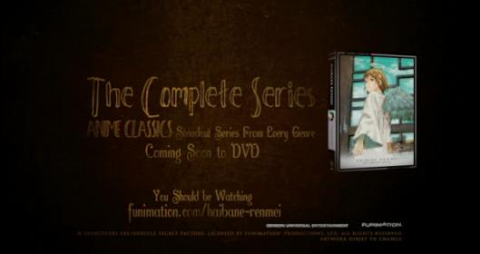 Haibane Renmei DVD