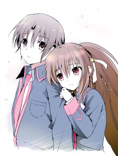 Riki and Rin