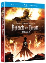 attack on titan blu-ray review