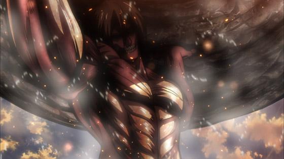 eren titan form