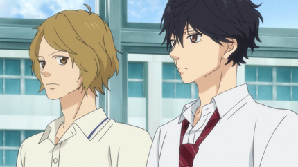 Kou Mabuchi and Kominato