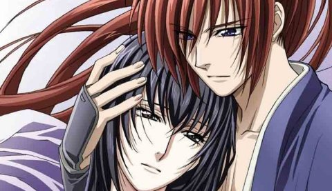 kenshin and tomoe