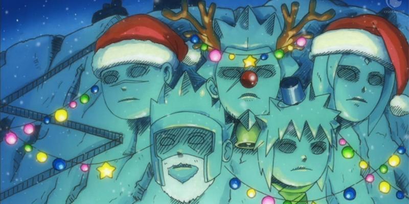 naruto christmas - Naruto Christmas