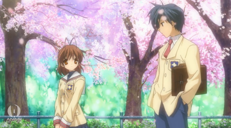 When I started watching Clannad, all I could notice were the cliches and the huge eyes.
