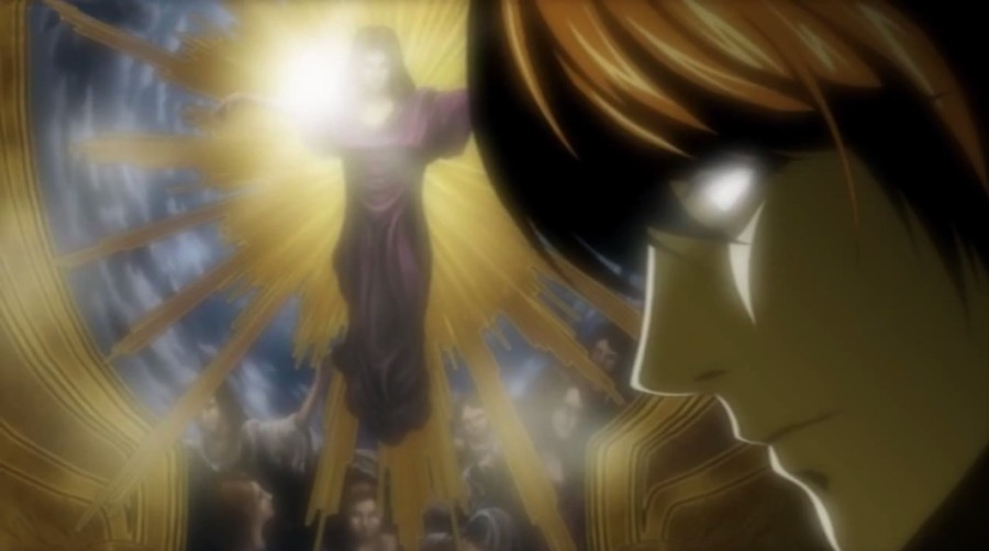 light yagami god
