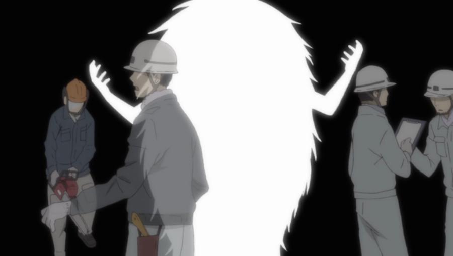 Natsume Yuujinchou Go ep 5 youkai loses tree