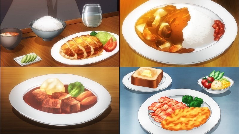 isekai shokudou restaurant to another world