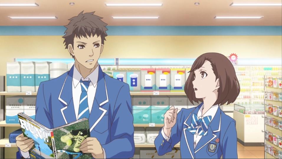 konbini kareshi convenience store boy friends