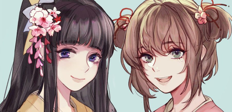 tomoyo and sakura