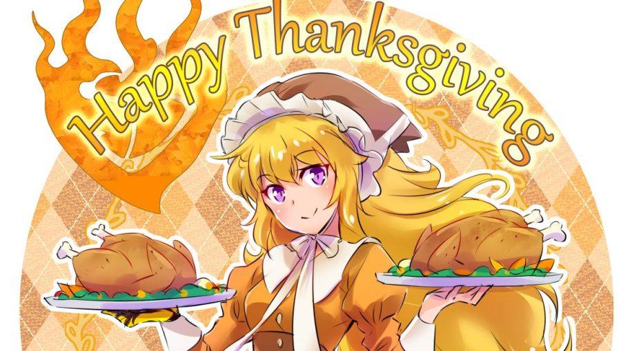 rwby thanksgiving