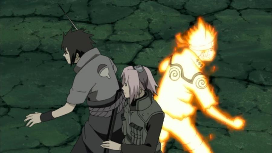 Team 7 Reunites   Redemption Stories in Naruto